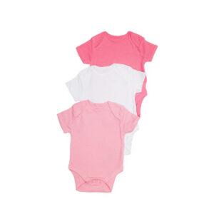 Bodysuits Set Baby Girls