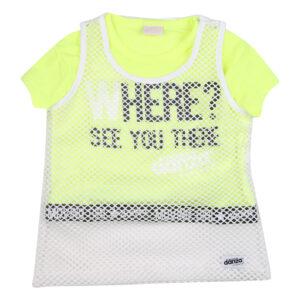 Summer T.Shirt For Girls