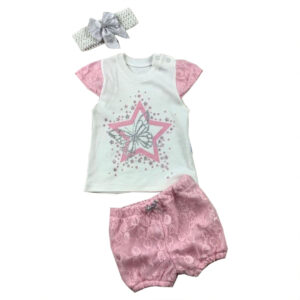 Completo Set For Baby Girls